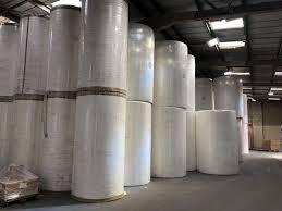 Paper Toilet Tissue Production Machine